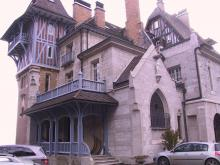 ТАРО в Замке Le chateau des Avenières